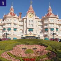 Top Hotels At Disneyland Paris